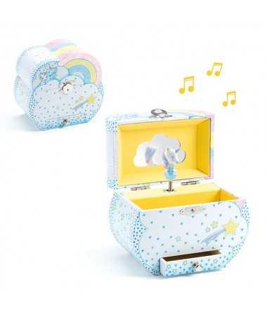 Boîte à musique - Rêves de licornes