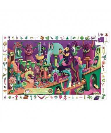 Puzzle - Dans un jeu vidéo (200 pcs)