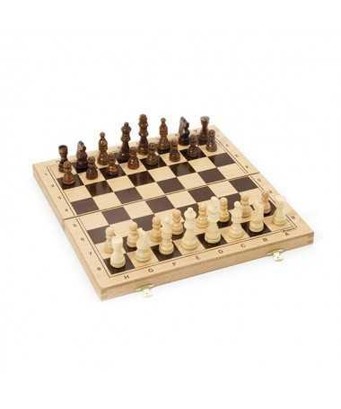 Jeu d'échecs - Coffret pliant