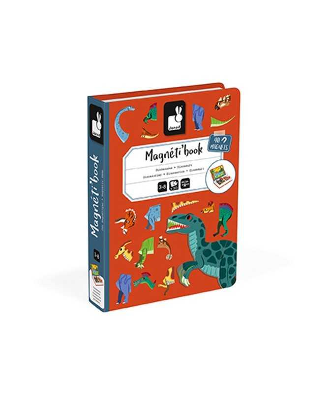 Magneti'book Dinosaures