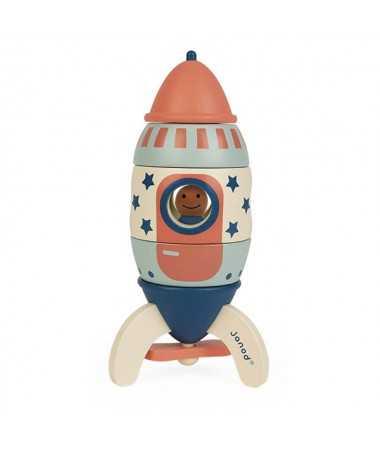 Kit Magnet - Ma fusée Janod