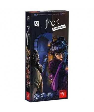 Mr Jack London ext.