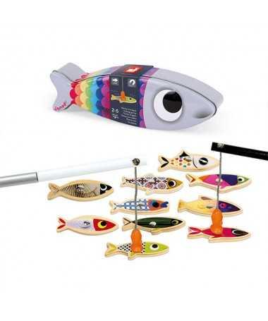 Pêche à la ligne - Sardines