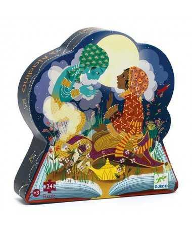 Puzzle - Aladin (24 pcs)