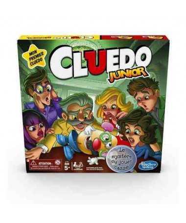 Cluedo Junior - Le Mystère du Jouet Cassé