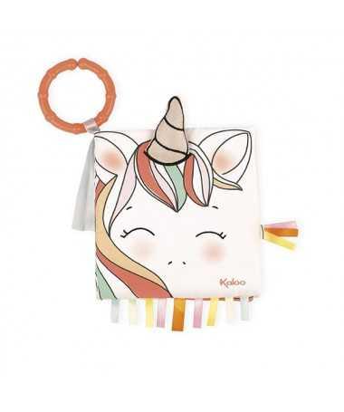 Livre d'éveil - La Licorne Joyeuse