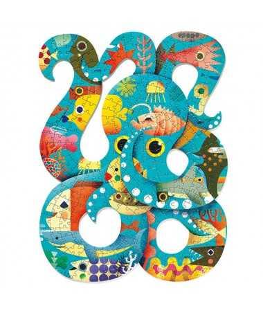 Puzzle ajouré - Octopus (350 pcs) FSC MIX