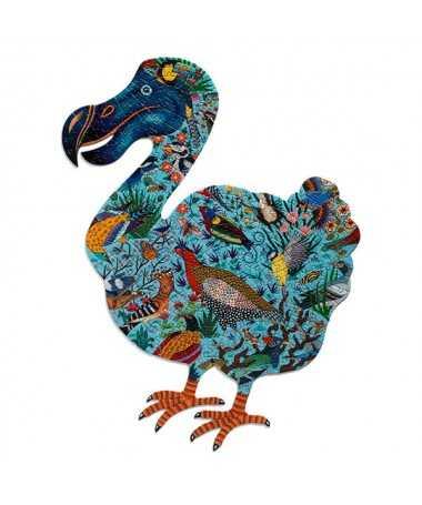 Puzzle ajouré - Dodo (350 pcs)