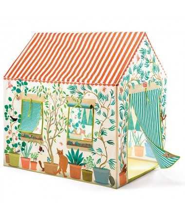 Maison - Cabane en tissu