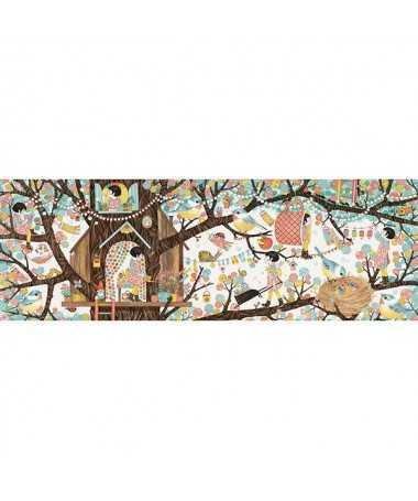 Puzzle - Tree house FSC (200 pcs)