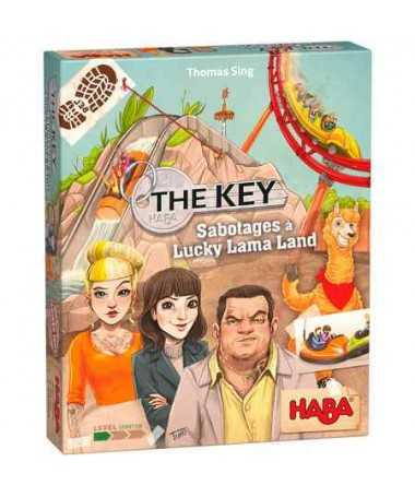 The Key - Sabotages à Lucky Lama Land