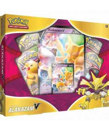 Pokemon - Coffret Alakazam-V