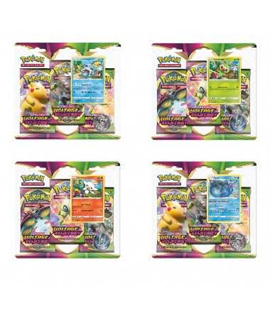 Pack 3 boosters Pokemon Voltage Eclatant