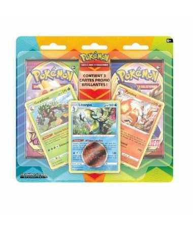 Pokemon - Pack 2 Boosters Épée et Bouclier