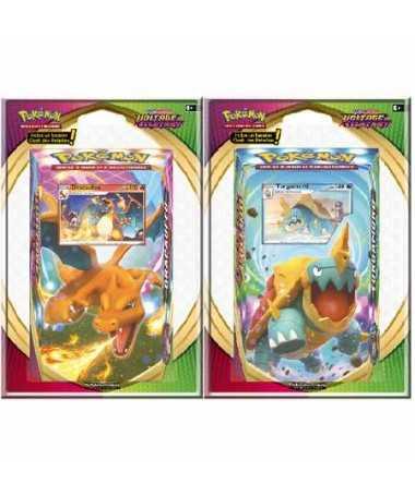 Deck à thème Pokemon Voltage Éclatant