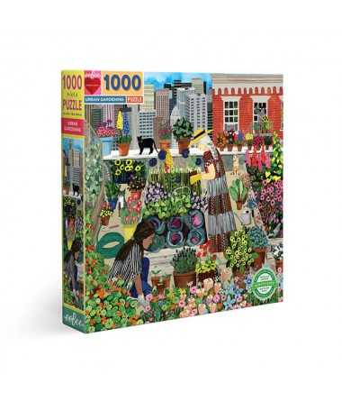 Puzzle - Urban gardening (1000 pcs)