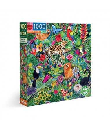Puzzle - Amazon Rainforest (1000 pcs)