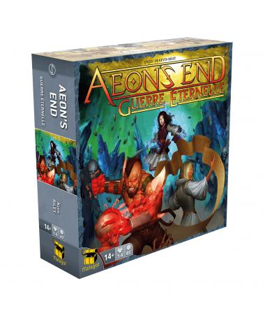 Aeon's End - Guerre Eternelle