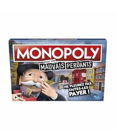 Monopoly - Mauvais perdants