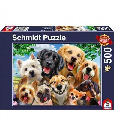 Puzzle Schmidt 500 pièces