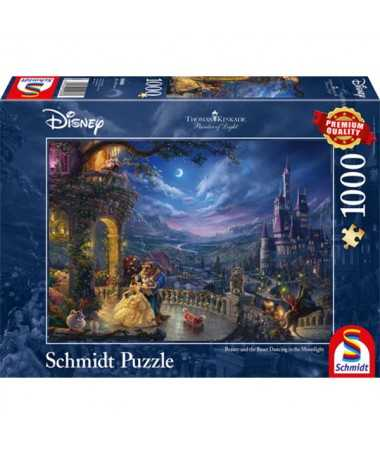 Puzzle Schmidt Disney 1000 pièces