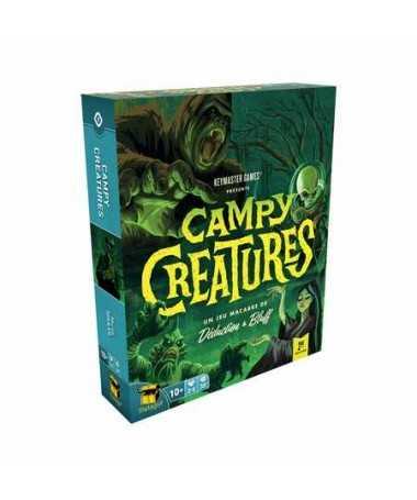 Campy Creaturea & extension