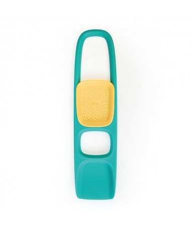 Jouet de Plage - Pelle multi usage - Scoppi Bleu et jaune