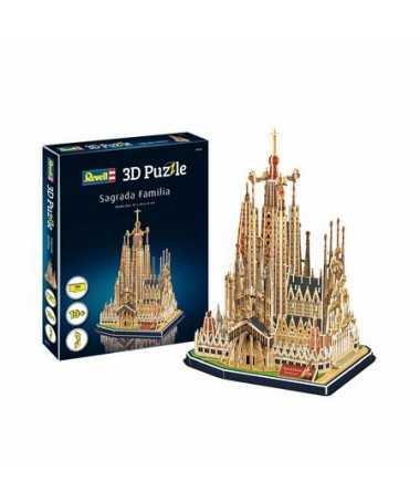 Puzzle 3D Sagrada Familia (184 pcs)