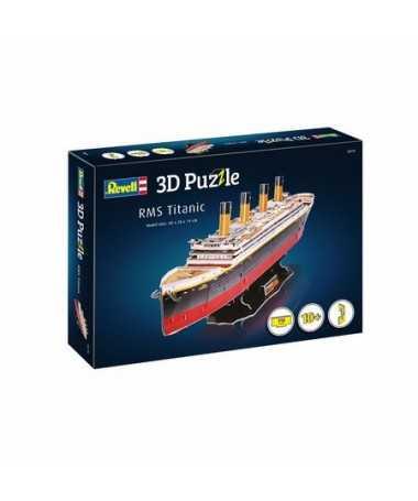 Puzzle 3D RMS Titanic (113 pcs)