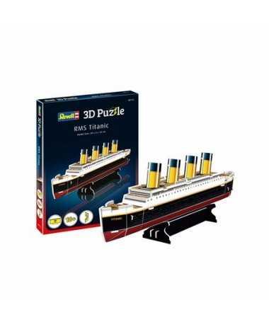 Puzzle 3D RMS Titanic (30 pièces)