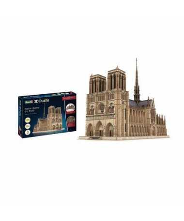 Puzzle 3D Notre Dame de Paris (293 pcs)