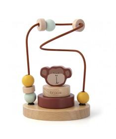 Circuit de perles en bois - Mr. Monkey - FSC