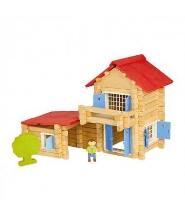 La Maison en Bois - 140 pièces