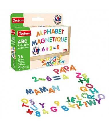Magnets ABC et Chiffres